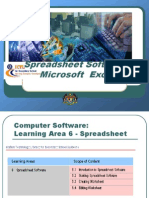 Learning excell