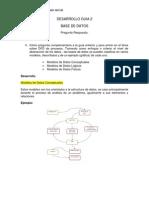 Desarrollo Guia 2 Base de Datos