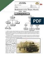 GUIA DE ESTUDIO Vº - GOBIERNO REVOLUCIONARIO DE LAS FFAA - PRIMERA FASE