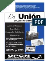 La Unión n° 14