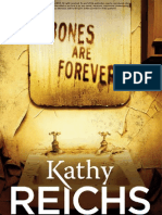 August Free Chapter - Bones Are Forever by Kathy Reichs