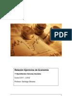 Ejercicios 1  Economia 11 12