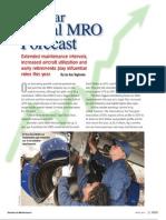 2012 MRO Forecast