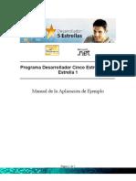 Manual programador 5 estrellas
