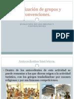 Organización de grupos y convenciones en  Mexico