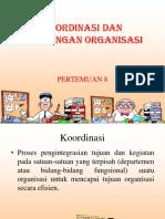 8. Koordinasi Dan Rancangan Koordinasi