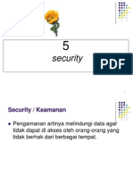 5. Security