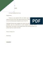 contoh proposl beasiswa