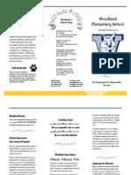 WES PBIS Brochure (4) Copy