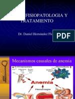 Anemia Fisiopatologia y Tratamiento