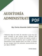 AUDITORÍA ADMINISTRATIVA-CLASE 1