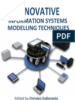 Innovative Information Systems Modelling Techniques ITO12
