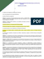Decreto Ley 25793
