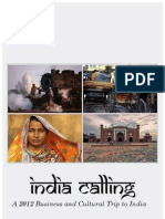 India Calling 2012_Marketing Brochure
