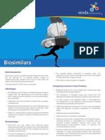 Biosimilars Advantages and Disadvantages
