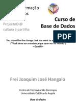 Base de Dados Curso Ferias