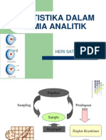Statistika Dlm Kimia Analitik