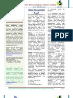 LCA Newsletter July,12