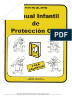 Manual Infantil de Proteccion Civil