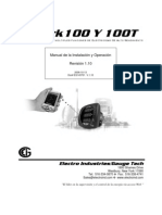 Manual Analizador Redes Shark100