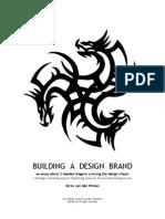 Building a Design Brand by Mirko van den Winkel
