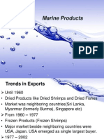 Marine Products (Final)