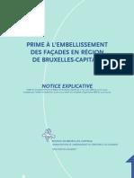 FR Notice Facade