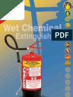 Wet Chem Ext & Fire Blanket