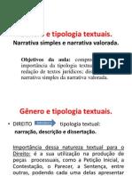 aula 1_Gênero e tipologia textuais