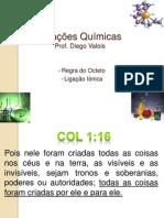 1 Ano - Q11 - Ligacoes Ionicas