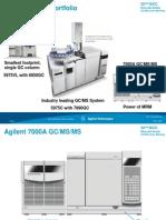 Agilent GC 7000