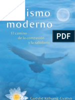 Budismo Moderno 1- Gueshe Kelsang Gyatso