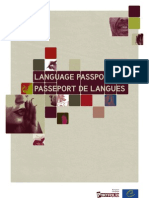COE Language-passport En