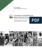 2012 Louisiana Coastal Master Plan [1]
