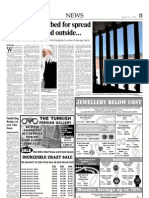 SA Prisons Hotbed for TB Inside and Outside_Ruth Hopkins_SaturdayStar_25 August 2012