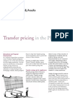 Transfer Pricing in the Philippines