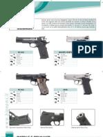 Catalogo Bignami - Pistole Revolver Smith & Wesson