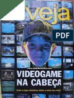 Revista - Videogame na cabeça