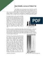 Burj Khalifa Park Final