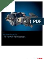 Abb Traction Motors Broschyr 12s