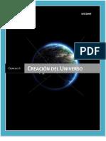 Creacion Del Universo