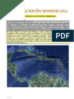 ESPACIO ECONOMICO Y  POBLACIOCÓN DOMINICANA