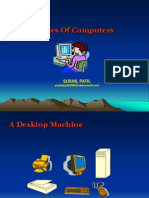 Introduction of Computers