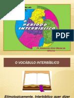 Aula 05 - Período Interbíblico