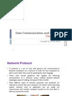 Komunikasi data dan network