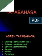 TATABAHASA_Zainal