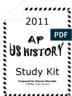 Apush Cram Kit
