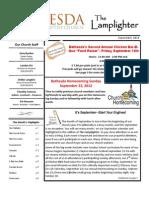 Sept. 2012 Lamplighter