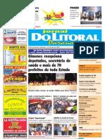 Jornal DoLitoral Paranaense - Edição 23 - Online - abril 2005