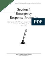 Section4-EmergencyResponseProtocol